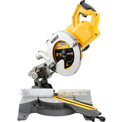 DeWalt DeWalt DCS778T2-GB 54V XR Li-Ion FlexVolt 250mm Mitre Saw 2 x 6.0Ah - 43790 - from Toolstation
