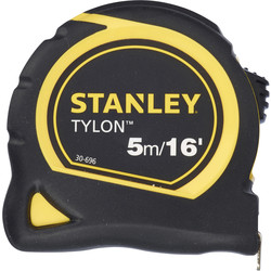 Stanley Stanley Tylon Tape Measure 5m - 43791 - from Toolstation