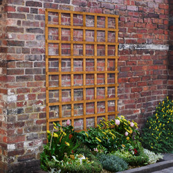 Forest Forest Garden Heavy Duty Trellis 180cm x 120cm - 43798 - from Toolstation