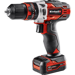 Einhell Einhell TE-CD 12/1 Li 12V Cordless Drill Driver 1 x 2.0Ah - 43875 - from Toolstation