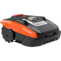 Yard Force Yard Force Compact 280R 20V Robotic Lawnmower 1 x 2.0Ah Li-Ion - 43925 - from Toolstation