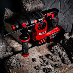 Einhell Power X-Change 18V Herocco SDS+ Brushless Hammer Drill