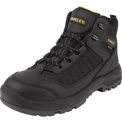 Stanley Stanley Quebec Waterproof Safety Boots Size 9 - 43947 - from Toolstation