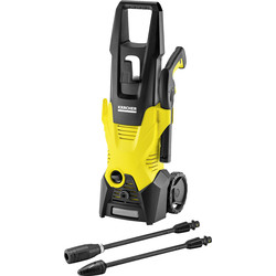 Karcher Karcher K3 X-Range Pressure Washer 120 bar - 44060 - from Toolstation