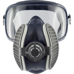 GVS GVS Integra Safety Goggle & Half Mask P3RD  - 44218 - from Toolstation