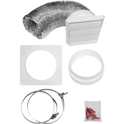 Extractor Hood Ducting Kit  - 44238 - from Toolstation