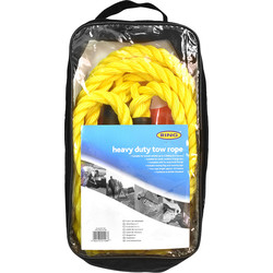 Ring Automotive Ring Heavy Duty Tow Rope 4m - 44241 - from Toolstation