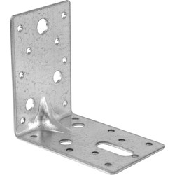 BPC Fixings Stainless Steel Angle Bracket 90 x 90 x 60mm - 44421 - from Toolstation