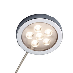 Sensio Pinto LED Round Under Cabinet Light Kit 24V