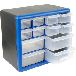 Draper Draper Organiser 260 x 160 x 230mm - 44545 - from Toolstation