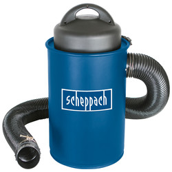 Scheppach Scheppach HA1000 1100W 50L Dust Extractor 240V - 44573 - from Toolstation