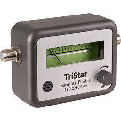 PROception PROception DVBT and Satellite Finder Meters Satellite Finder - 44578 - from Toolstation