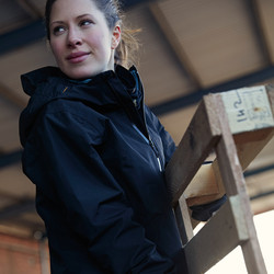 Women's AllroundWork Waterproof Shell Jacket