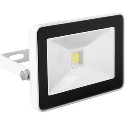 Meridian Lighting LED IP65 Slim Floodlight 20W 1400lm - 44655 - from Toolstation