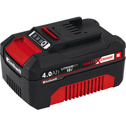 Einhell Einhell 18V PXC Battery 4.0Ah - 44689 - from Toolstation