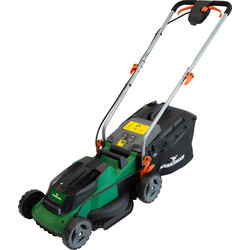 Hawksmoor Hawksmoor 36V (2x18V) 34cm Cordless Lawnmower 2 x 2.0Ah - 44788 - from Toolstation