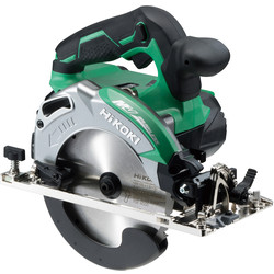 Hikoki Hikoki C3606DA 36V MultiVolt Brushless 165mm Circular Saw 2 x 2.5Ah Multivolt - 44940 - from Toolstation