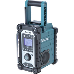 Makita Makita Job Site Radio DMR104 (DAB) - 44952 - from Toolstation