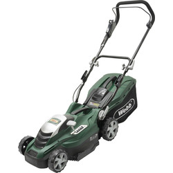 Webb Webb Classic 36cm Electric Rotary Lawnmower 1600W - 44987 - from Toolstation