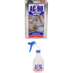 Action Can Action Can AC-90 Trade Trigger Pack 5L - 45173 - from Toolstation