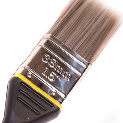 Stanley Dynagrip Synthetic Paintbrush Set