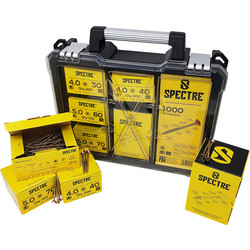 Spectre Spectre Site Organiser  - 45352 - from Toolstation