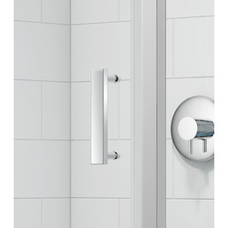 Merlyn NIX Sliding 1 Door Quadrant Shower Enclosure