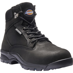 Dickies Dickies Corbett Boot Black Size 7 - 45509 - from Toolstation