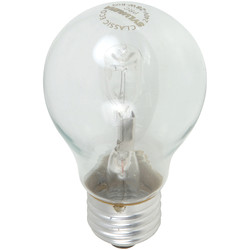 Sylvania Sylvania Energy Saving Halogen GLS Lamp 28W ES (E27) 370lm - 45659 - from Toolstation
