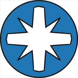 Hinge-Tite Countersunk Chrome Plated Pozi Screw