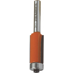 "Silverline Router Bit Flush 1/4"" : 12.7 x 25.4mm - 45755 - from Toolstation"