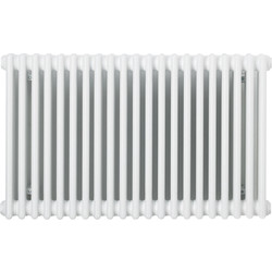 Arlberg Arlberg 3-Column Horizontal Radiator 600 x 992mm 4368Btu White - 45816 - from Toolstation