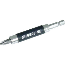 Silverline Retracting Screw Holder  - 45839 - from Toolstation