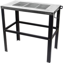 SIP SIP Galvanised Welding Table 528 x 944 x 700mm - 45875 - from Toolstation