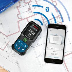 Bosch GLM 50-27 CG Laser Distance Measure