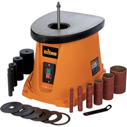 Triton Triton TSPS450 450W Oscillating Spindle Sander 240V - 45977 - from Toolstation
