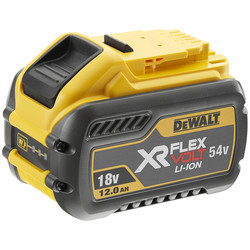 DeWalt DeWalt 54V XR FlexVolt Battery 12.0Ah - 46033 - from Toolstation