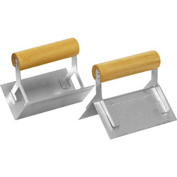 Corner Trowel Set  - 46081 - from Toolstation