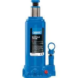 Draper Draper Hydraulic Bottle Jack 8 Tonne - 46091 - from Toolstation