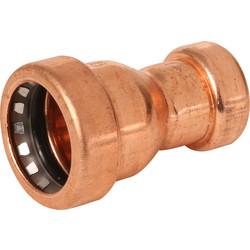Pegler Yorkshire Pegler Yorkshire Tectite Sprint Reducing Coupling 22 x 15mm - 46134 - from Toolstation