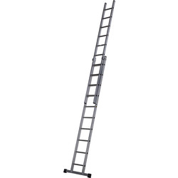 Youngman Trade Extension Ladder 2 Section, Closed Length 3.08m