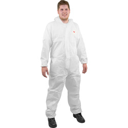 3M 3M 4515 Protective Coverall Large - 46272 - from Toolstation