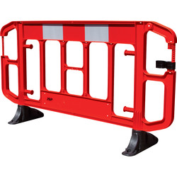 JSP JSP Titan Traffic Barrier 2m Anti-Trip Feet - 46367 - from Toolstation