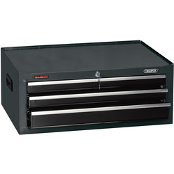 "Draper Draper Intermediate Tool Chest 26"" 3 Drawer - 46415 - from Toolstation"