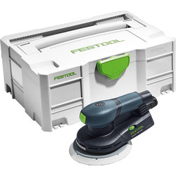 Festool Festool ETS EC150/3 EQ-Plus Eccentric Sander 240v - 46594 - from Toolstation