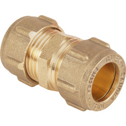 Conex Banninger Conex 301 Compression Straight Coupler 15mm - 46615 - from Toolstation