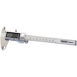 Draper Expert Draper Digital Vernier Caliper 150mm - 46623 - from Toolstation