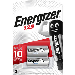 Energizer Energizer Lithium Photo 123 FSB2 # 123 - 46656 - from Toolstation