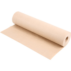 Brown Masking Paper 300mm x 54.8m - 46672 - from Toolstation