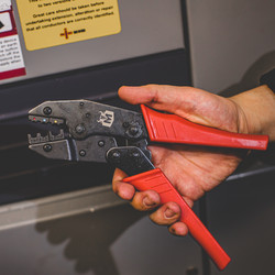 Minotaur Ratchet Crimping Tool